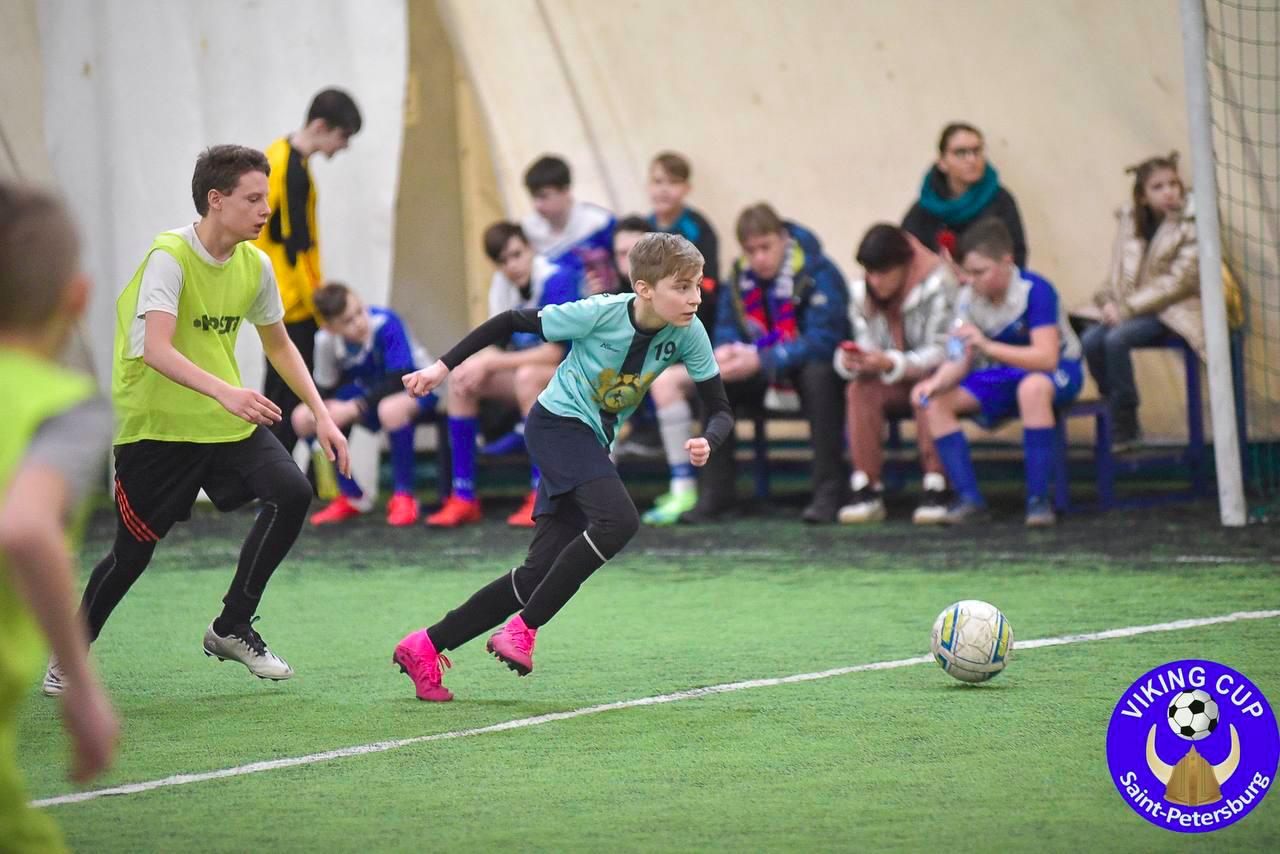Футбольный турнир СПб Viking Cup