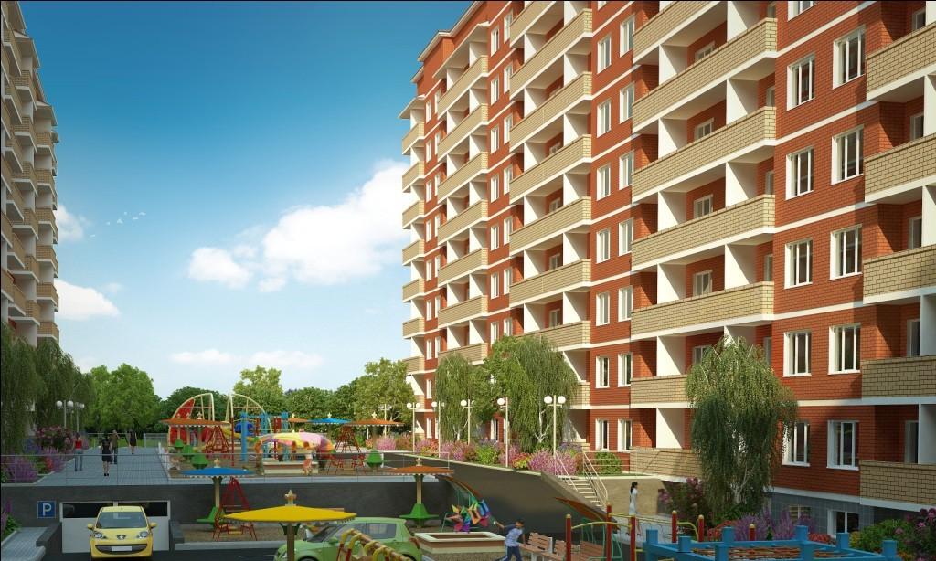 ЖК «Калинино Парк» купить квартиру в Краснодаре