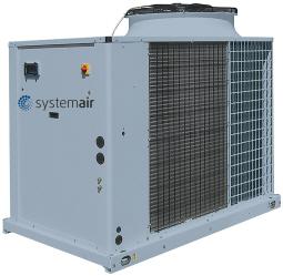 Компрессорно-конденсаторные агрегаты systemair