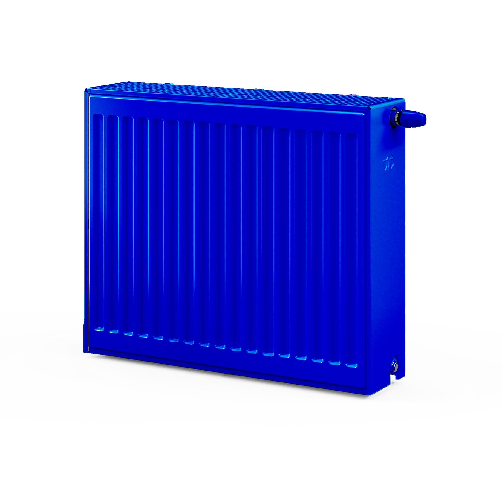 Стальные панельные цветные радиаторы Лидея