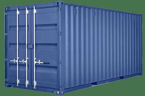 контейнер 20 футов высокий