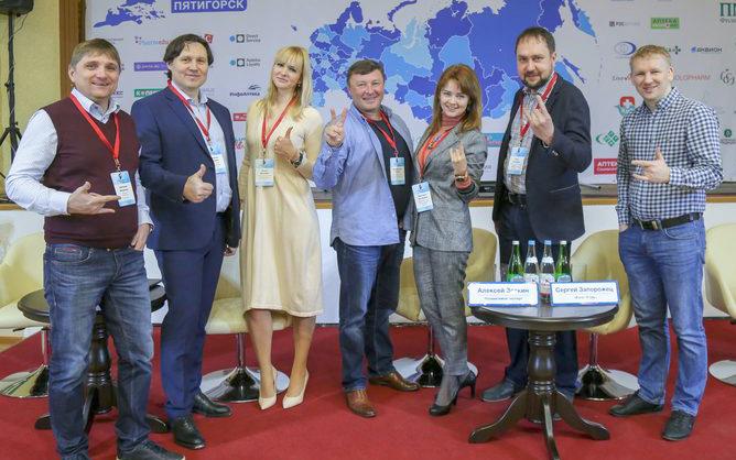 Дискуссионный клуб в Пятигорске, весна 2019