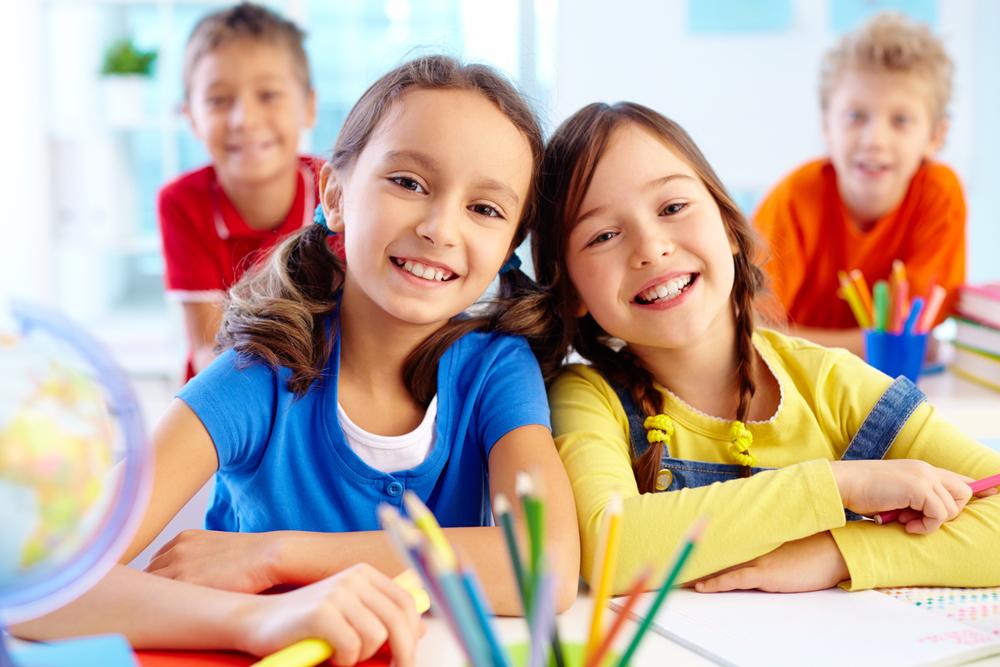 Прокопьева, картинка дети в школе