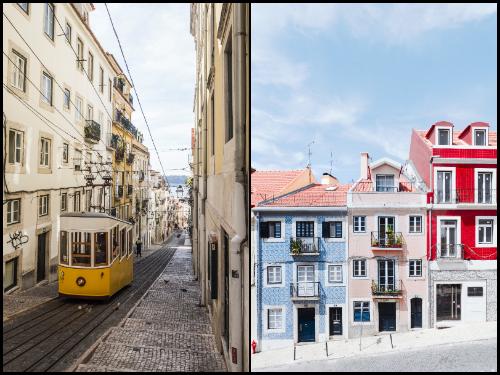 Лиссабон и Милан в ноябре