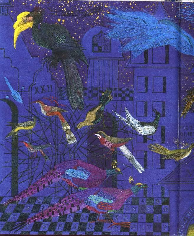тильтиль из синей птицы картинки карандашом сегодняшний париж