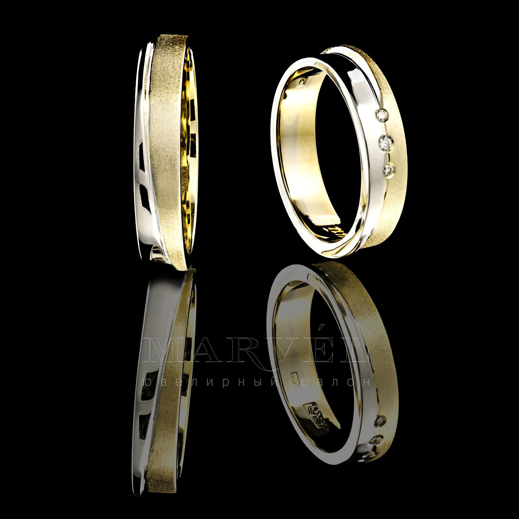 Необычные обручальные кольца fa1c1597d61