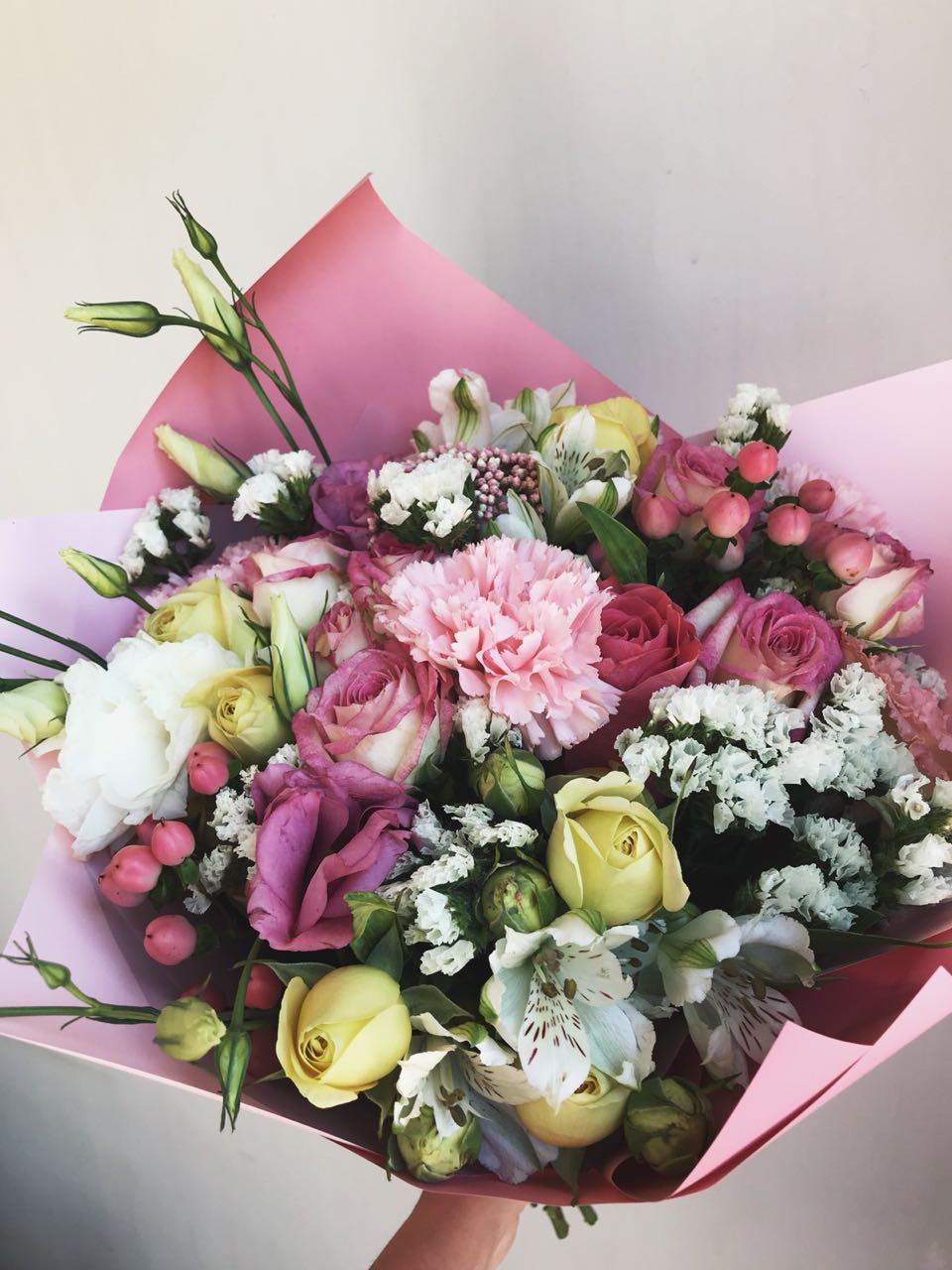 Цветов, заказ и доставка цветов самара