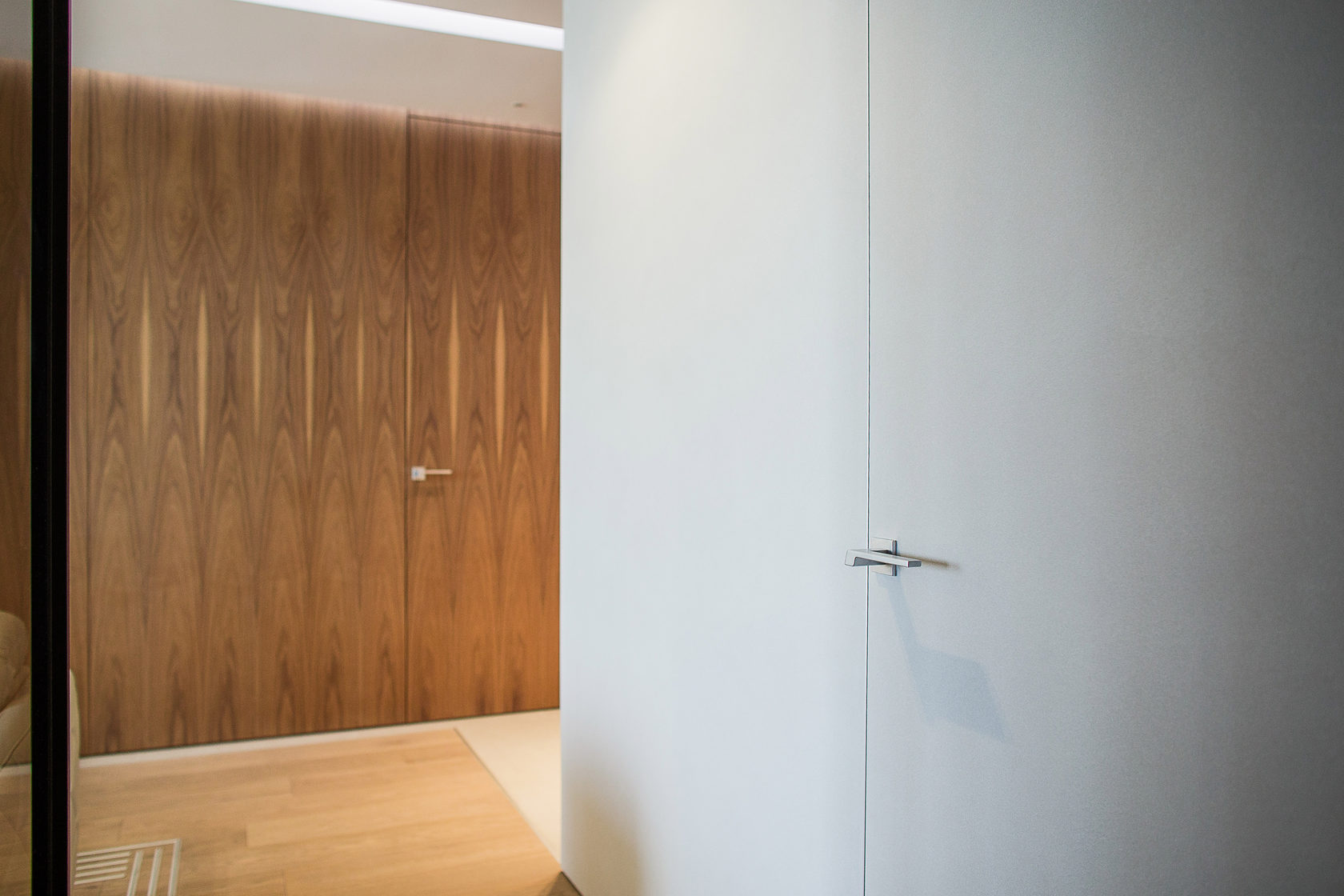Двери-невидимки от lazioconcept.by