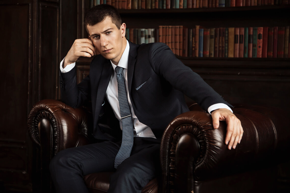 фотография делового мужчины