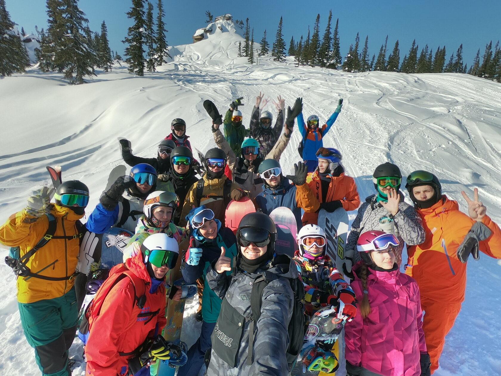 тур на горнолыжный курорт шерегеш из Екатеринбурга