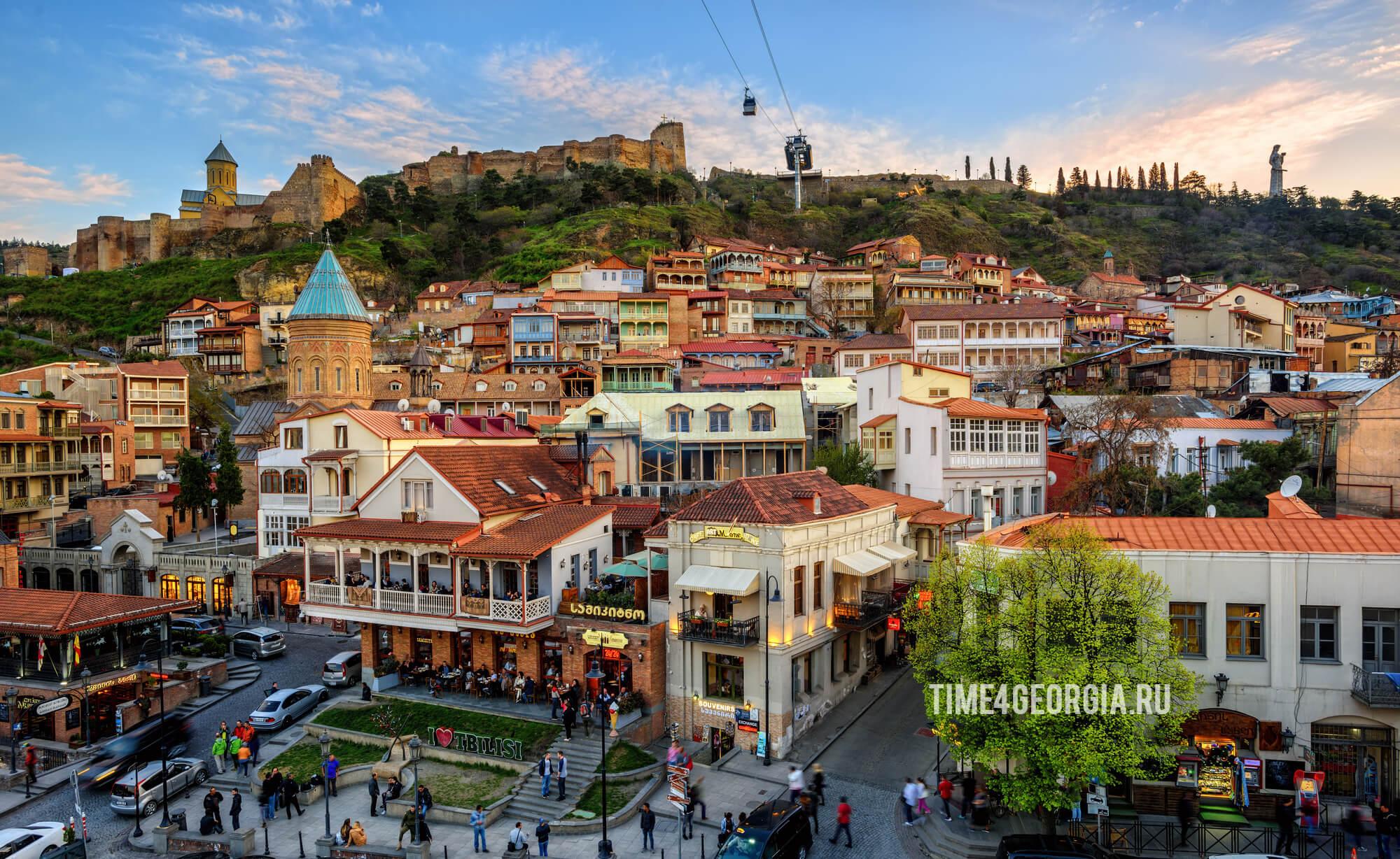 Gamarjoba Hotel, Tbilisi, Georgia