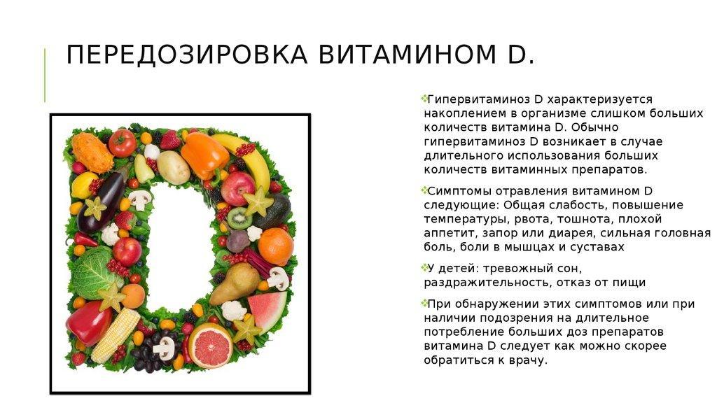 головная боль от витаминов