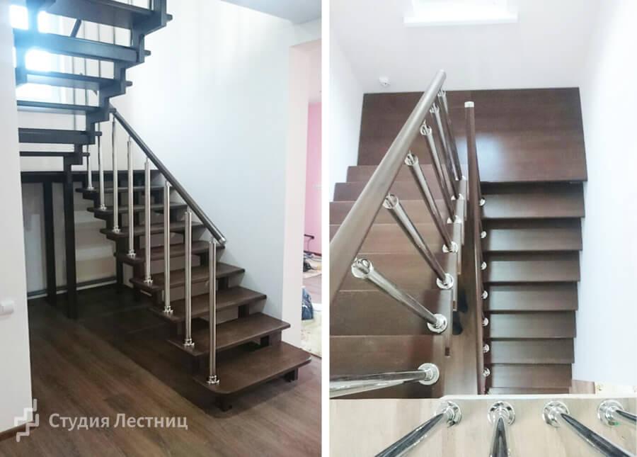 лестница в частном