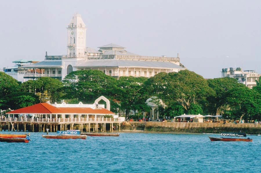 Travel from Dar es Salaam, Tanzania to Zanzibar by boat, check one of the favorite travel destinations for international tourists from all around the world.