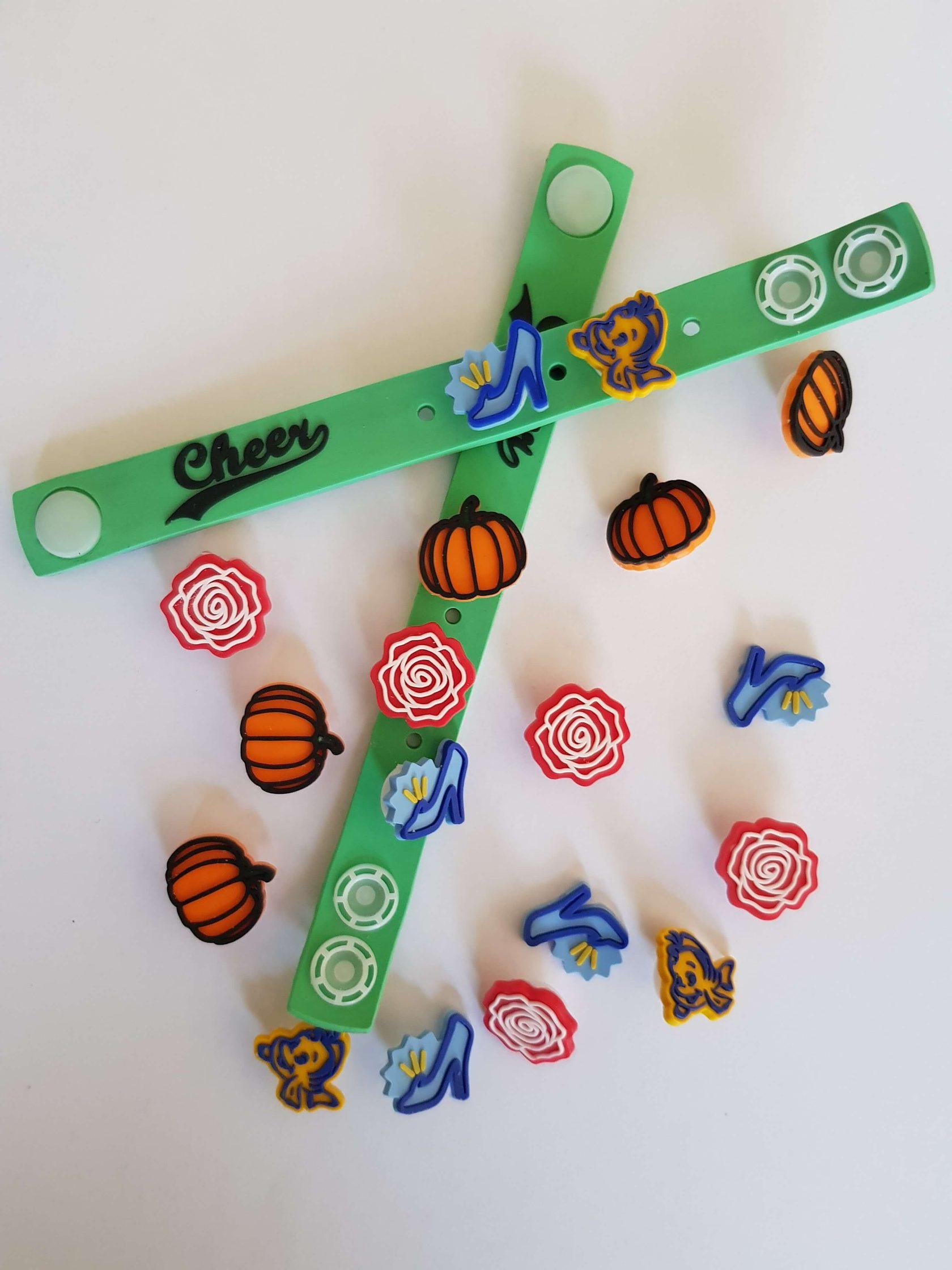 Силиконовые браслеты с логотипом на заказ