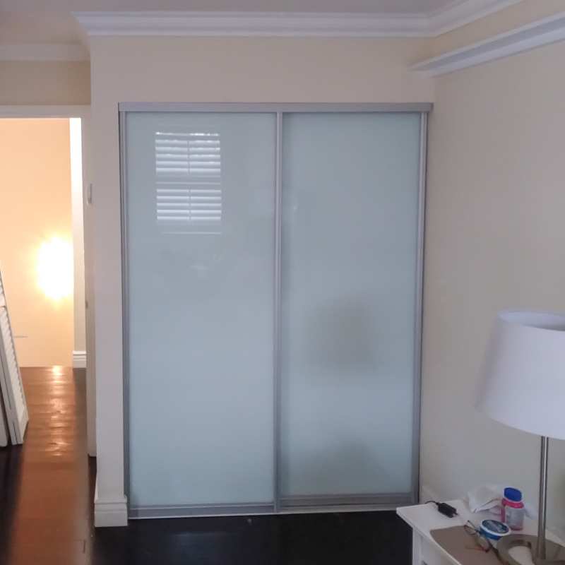 Modern Closet Doors. Custom Size At $500 Delivered & Installed.