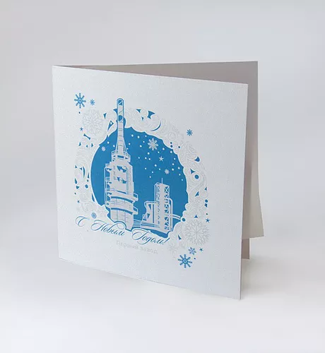 Заказ на типографию открытки, открытки