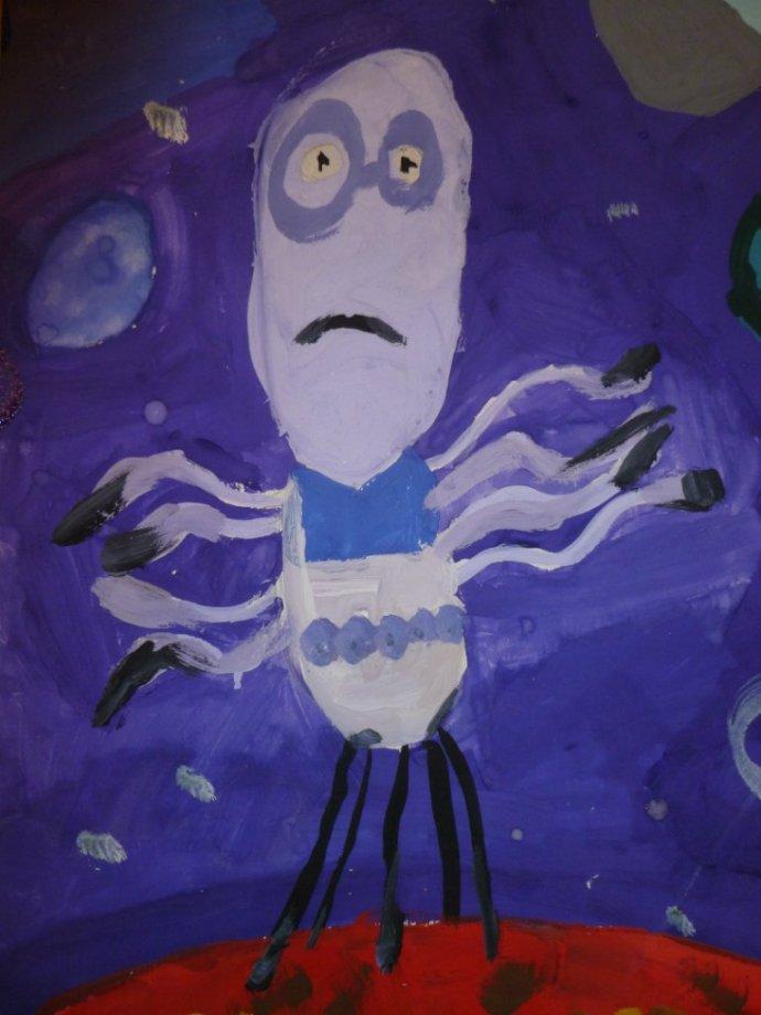 Картинки рисованные детские страхи, днем гаи украины