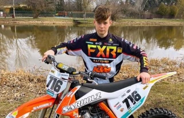 Ноэль Заноц поедет за Sarholz KTM