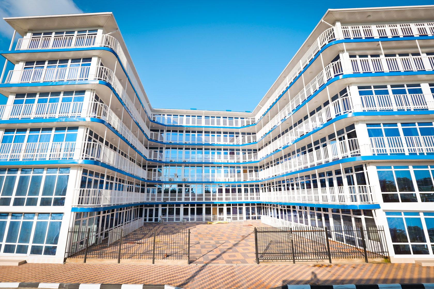 Отель Марсель с системой «все включено» на берегу Черного моря экономит Ваш бюджет