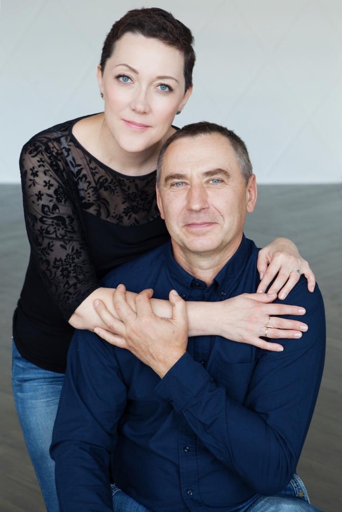 Ольга и Владимир