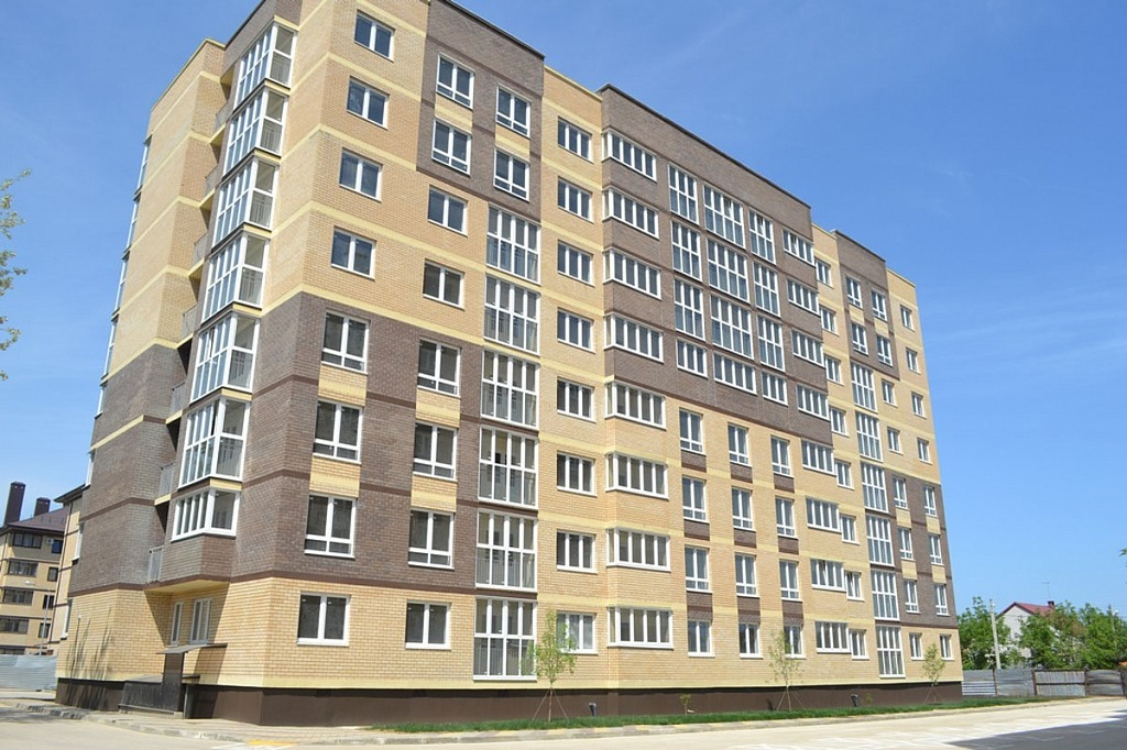 Жилой комплекс Марсель 2 Краснодар