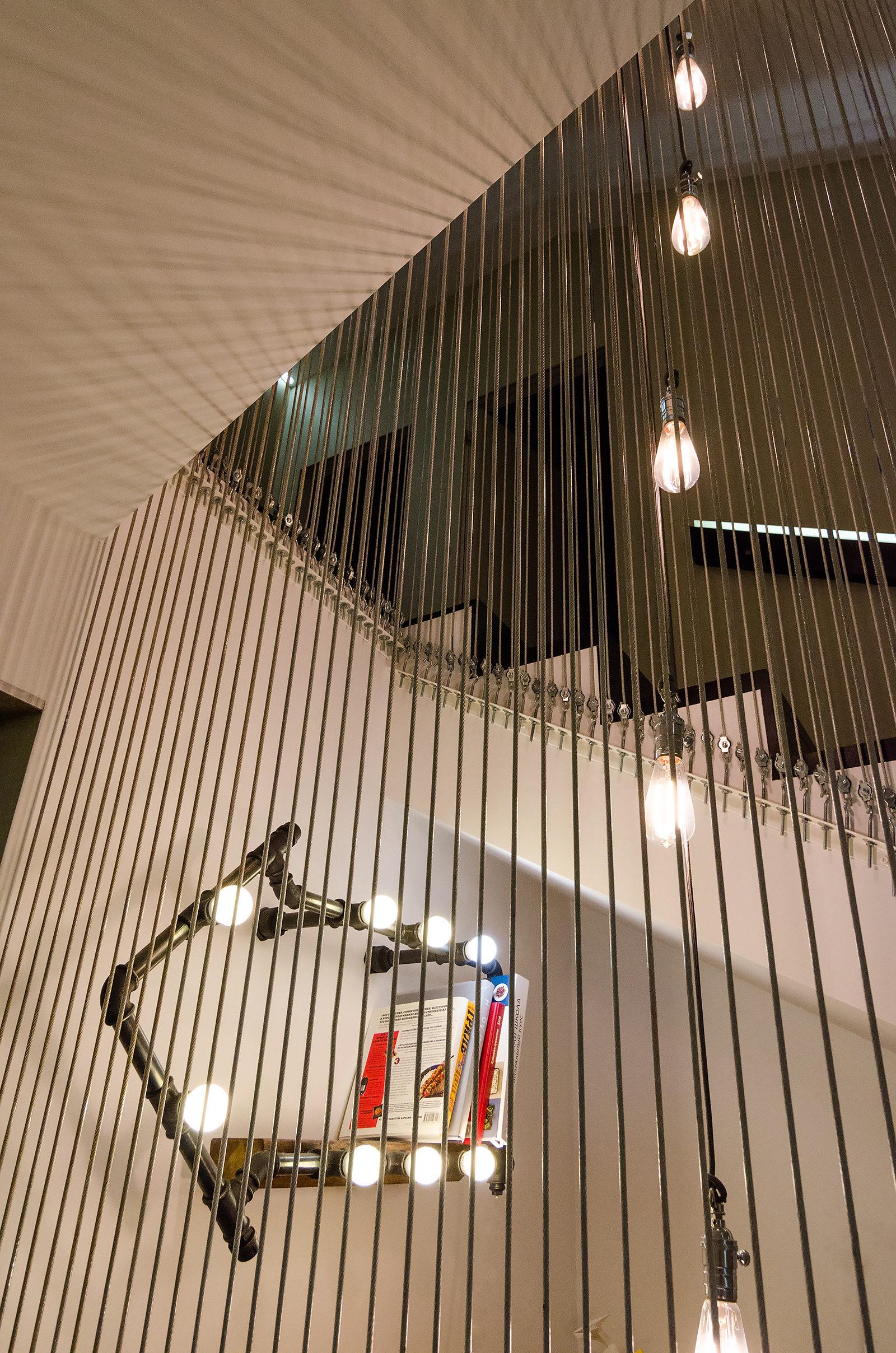 Дизайн интерьер в таунхаусе