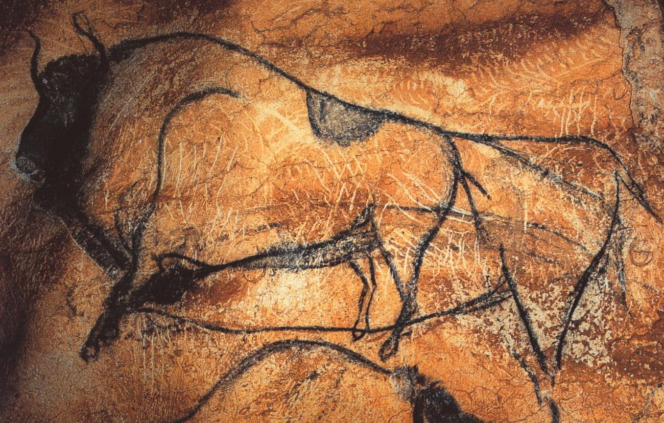 Картинки рисунков в пещерах