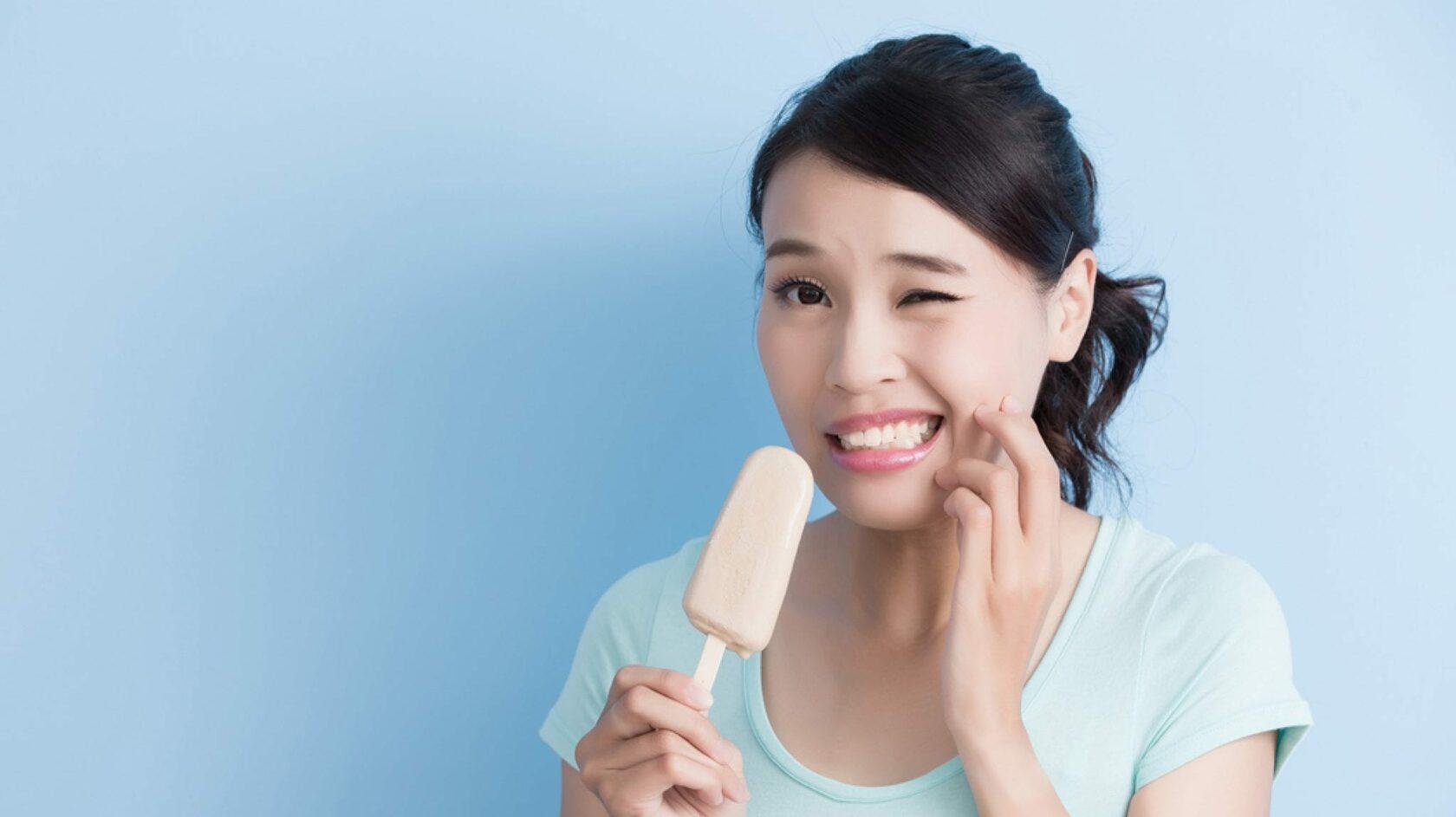 Почему зуб реагирует на горячее и холодное