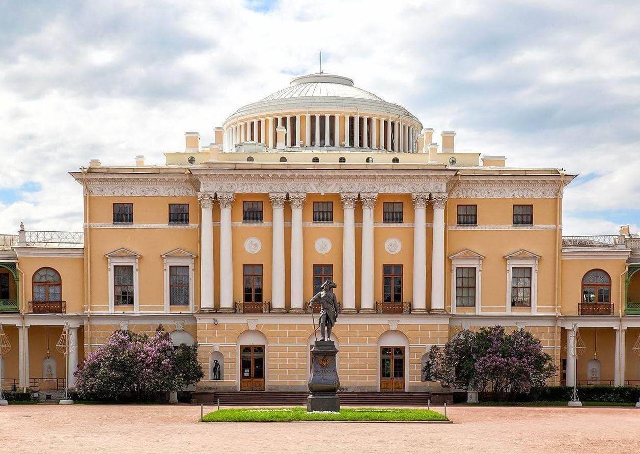 Большой Павловский дворец