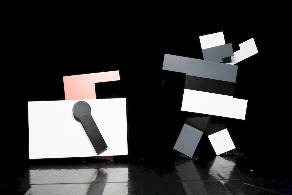 Спектакль «Механический балет», фото Оливер Элтингер