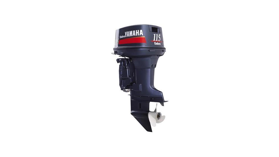 Yamaha 115 aetl 115 л.с.