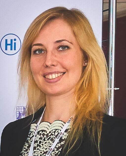 Наталья Гасанова