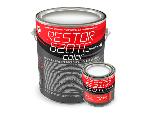 RESTOR 620TC Color