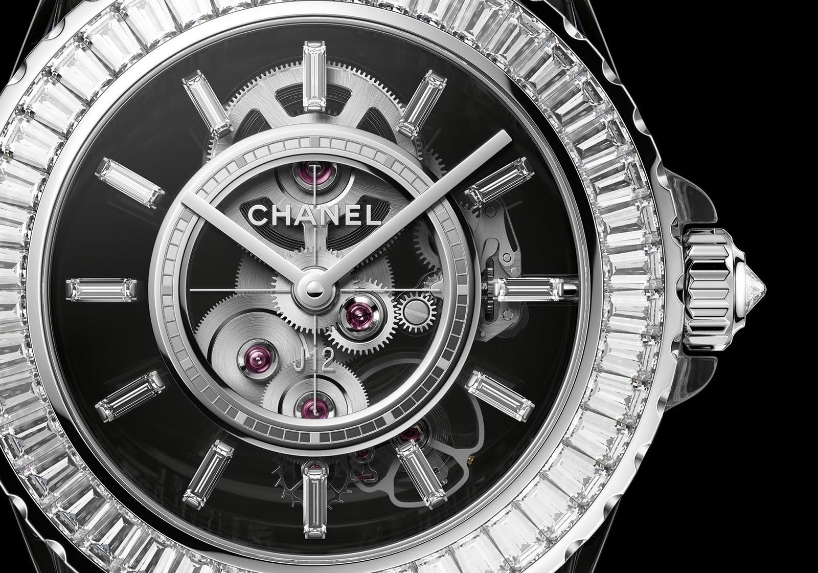 Скупка часов Chanel