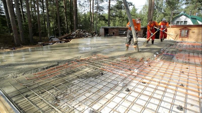 Зимний бетон купить челябинск строительные растворы смешивание