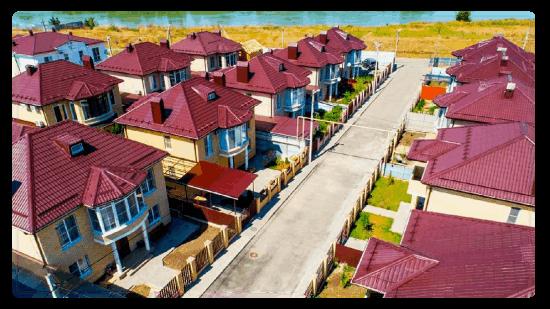Купить коттедж в поселке солнечный берег