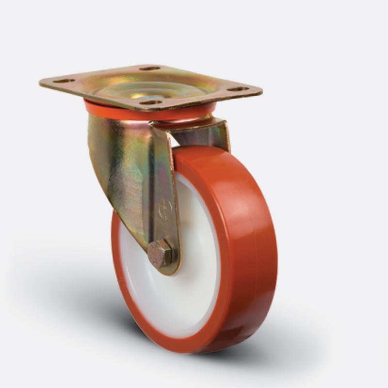 колесо большегрузное поворотное фото самой древесины получается