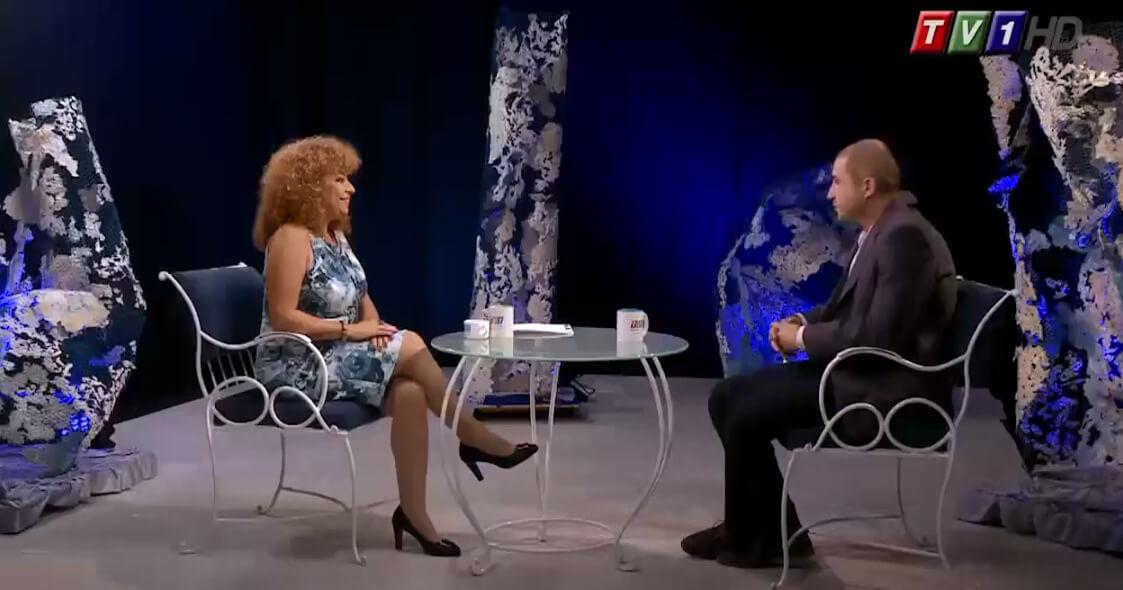 В предаването Анфас по TV1 с водещ Олга Бузина гостува управителят на онлайн магазин за дамски дрехи Димитър Стоянов