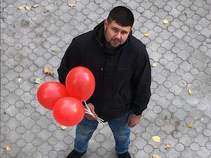 Ноколай Кононенко руководитель ППШ в Херсоне - фото