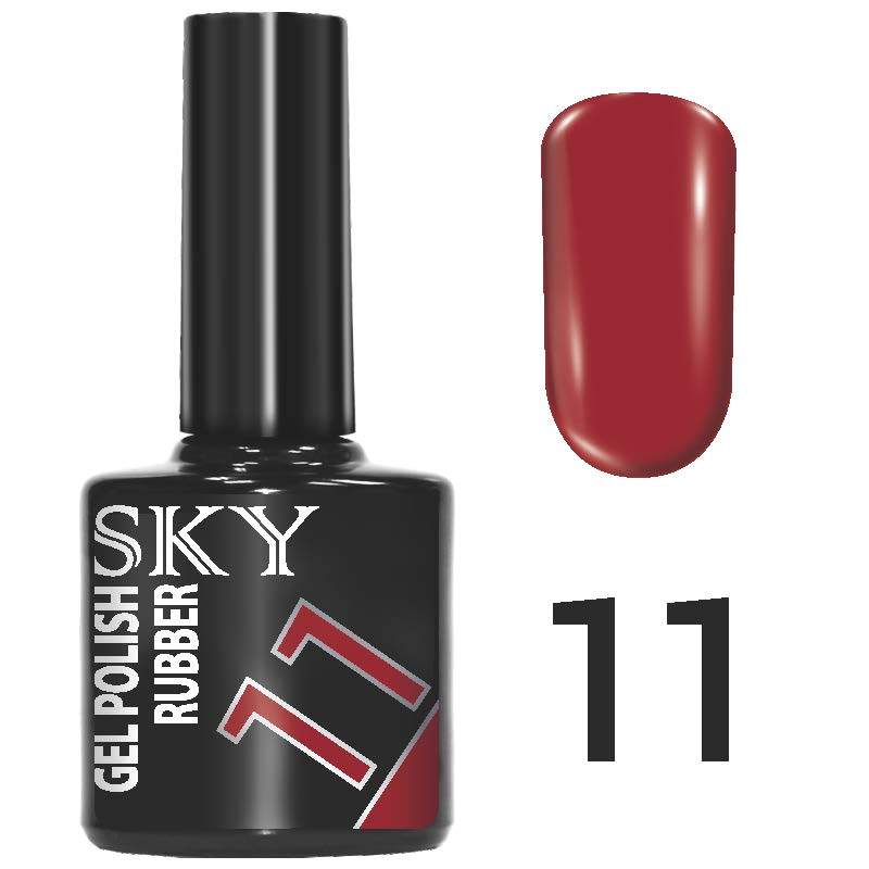 Sky gel №11