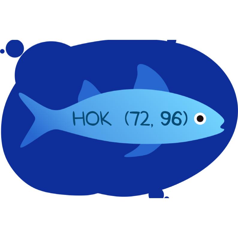 Пример на НОК в подводном мире