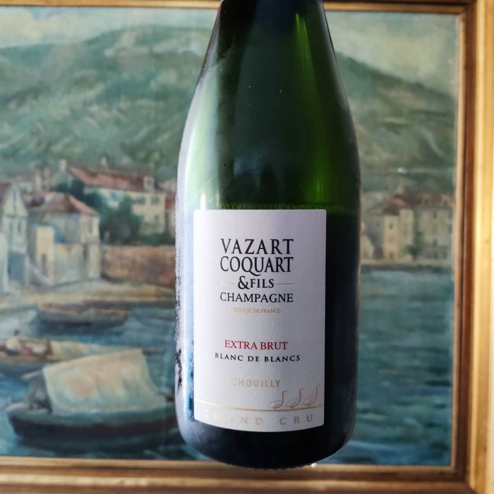 Champagne Vazart-Coquart Extra Brut Blanc de Blancs