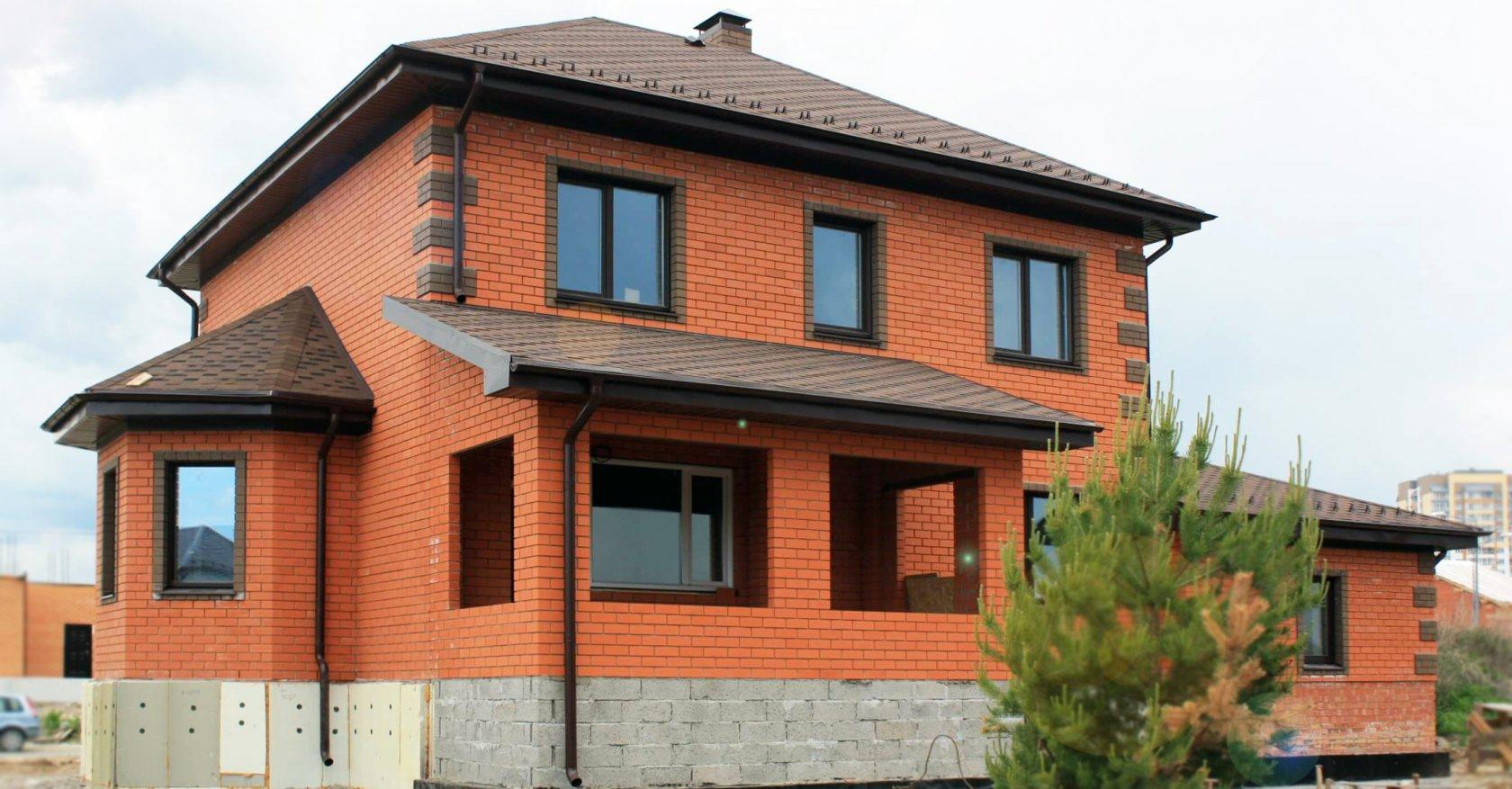 Дом под ключ, проект дома, фото домов