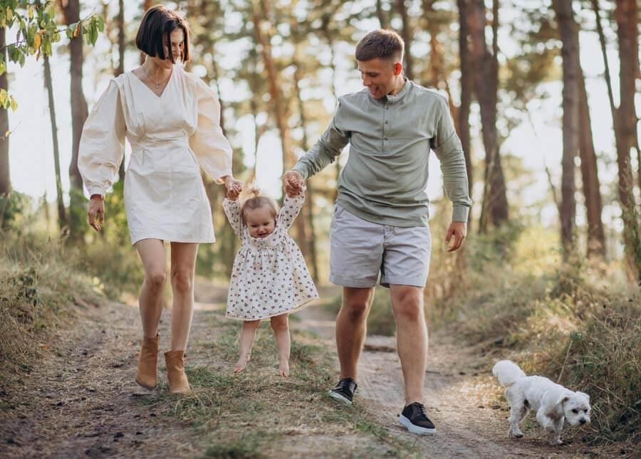 Ходенето пеша води до повишаване на хормоните на щастието