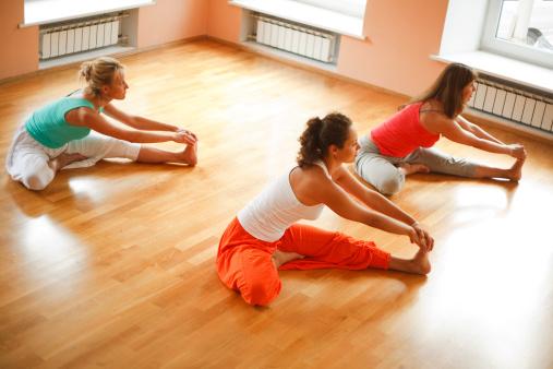 Йога для всех уровней подготовки