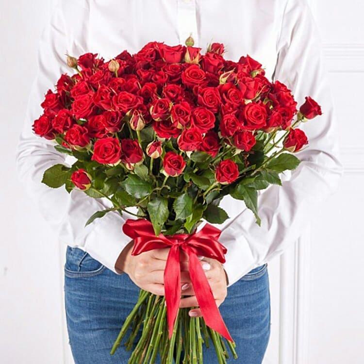 Цветов, розы украина с доставка минск