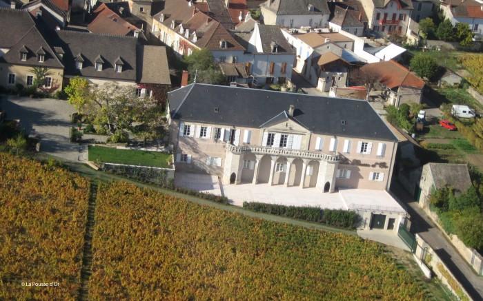 Domaine de la Pousse d'Or and Clos de la Bousse d'Or monopole