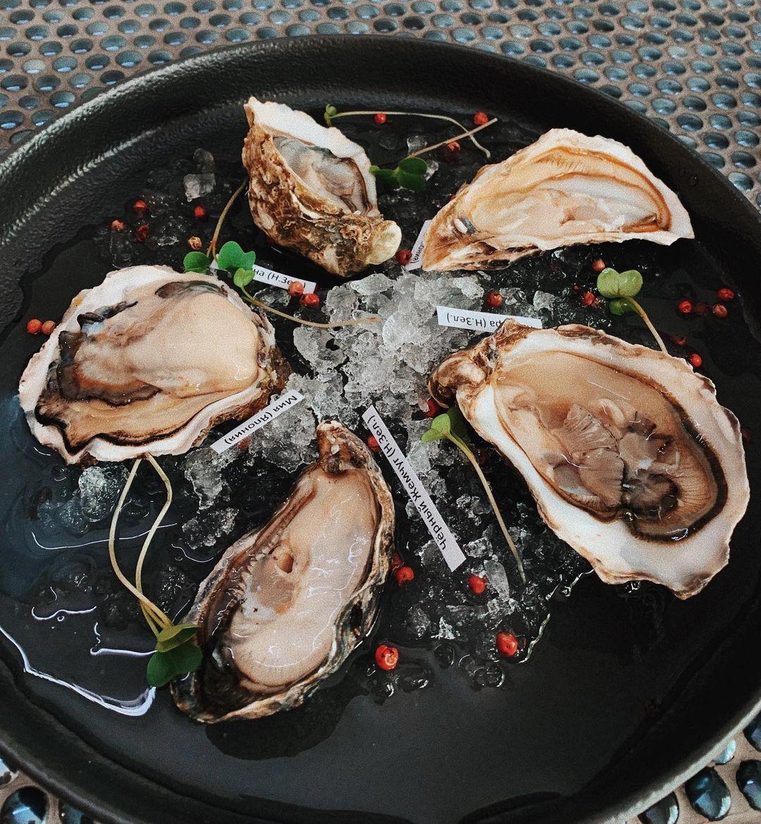Устричный бар Yummy Oysters, Анапа