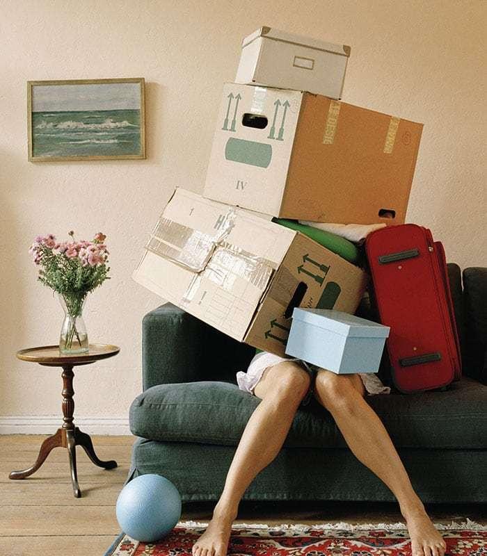 Приколы в картинках переезд